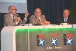 Thierry Anselin (DG), Denis Taillardat (Président) et Jean-Paul Fréville (adhérent et adminsitrateur)