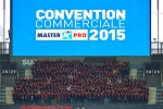 1ère Convention Commerciale Master Pro 15 janvier 2015 Paris Stade de France