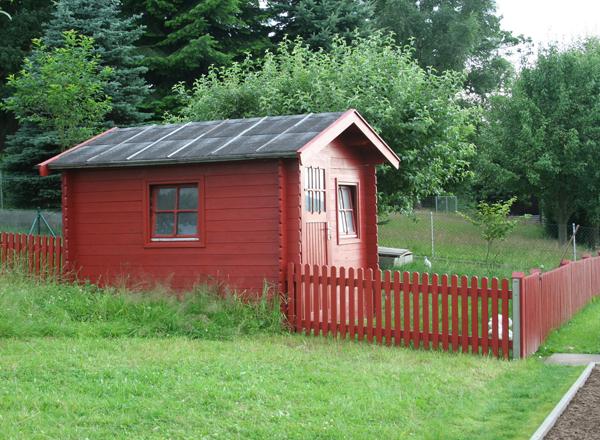 Penser son projet d 39 abris de jardin conseil bricolage for Combien de temps est valable un permis de construire