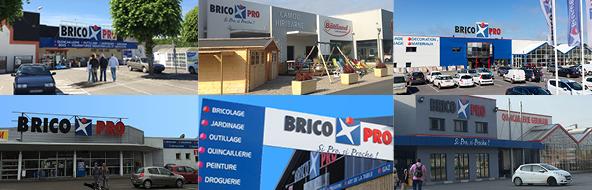 Magasins Brico Pro