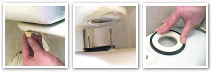 remplacer une chasse d eau conseil bricolage avec bricopro. Black Bedroom Furniture Sets. Home Design Ideas