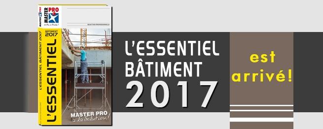 L'ESSENTIEL BATIMENT 2017