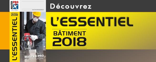 ESSENTIEL BÂTIMENT 2018