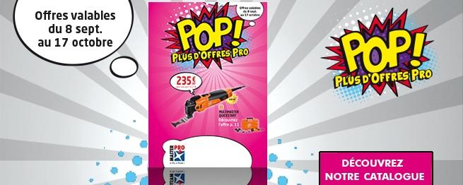 POP ! Plus d'Offres Pro