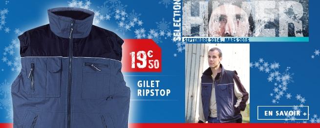 Gilet Ripstop
