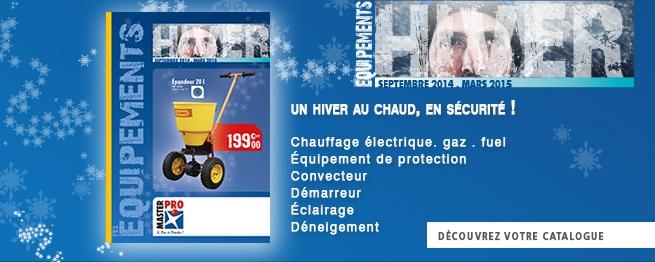 Selection Hiver Les Équipements