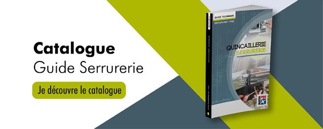 Guide Serrurerie 2021 - 2022