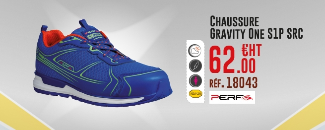 Chaussure Gravity