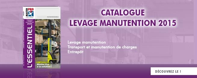 Essentiel Logistique Levage Manutention