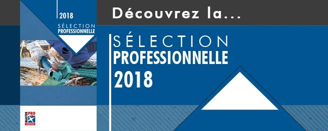 SÉLECTION PROFESSIONNELLE 2018